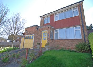 Thumbnail 3 bed detached house for sale in Brookside Road, Istead Rise, Gravesend