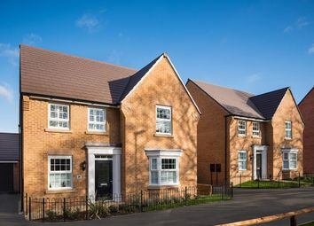 """Thumbnail 4 bed detached house for sale in """"Holden"""" at Market Road, Thrapston, Kettering"""