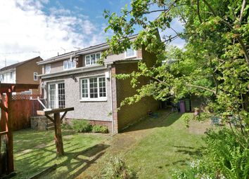 Thumbnail 3 bed semi-detached house for sale in Brenfield Drive, Glasgow