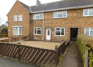 Thumbnail 3 bed terraced house to rent in Friar Lane, Warsop, Mansfield