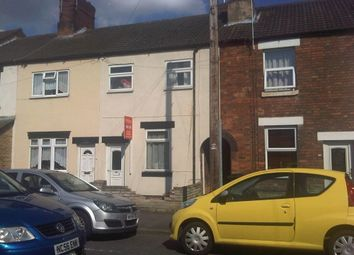 Thumbnail 3 bed property to rent in Waterloo Street, Burton Upon Trent, Staffordshire