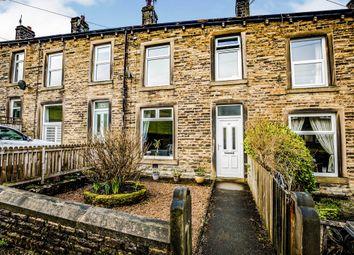 Thumbnail 2 bed terraced house for sale in Binn Road, Marsden, Huddersfield