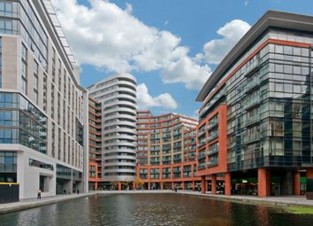 Thumbnail 1 bedroom flat to rent in Peninsula Apartments, Paddington Basin