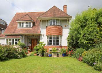 Thumbnail 4 bedroom detached house for sale in Elmlea Avenue, Stoke Bishop, Bristol