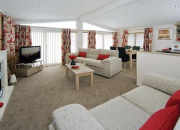 Thumbnail 2 bed lodge for sale in Pease Bay Leisure Park, Cockburnspath, Berwickshire