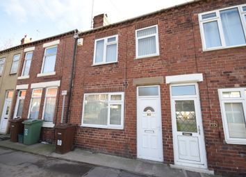 Thumbnail 2 bed terraced house to rent in Friarwood Lane, Pontefract