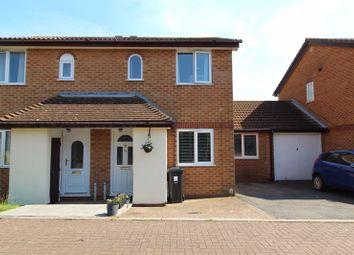 Thumbnail 2 bed semi-detached house for sale in Meadow Way, Bradley Stoke, Bristol