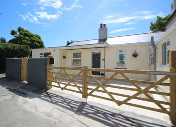 Thumbnail 2 bed semi-detached bungalow to rent in St. Barnabas Terrace, Plymouth