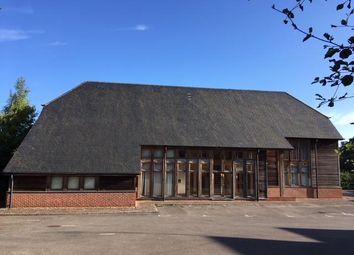 Thumbnail Office to let in First Floor, The Barn, 6 Sheepdown, East Ilsley, Newbury, Berkshire
