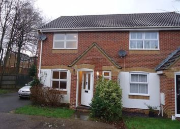 Thumbnail 2 bed terraced house to rent in Stable Close, Crawley