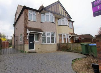 Thumbnail 4 bed semi-detached house for sale in Broad Walk, London