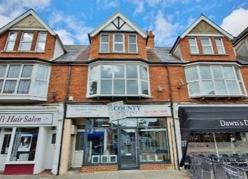 Thumbnail 3 bed flat to rent in Cheriton High Street, Folkestone