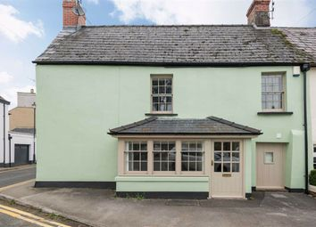 Thumbnail 3 bed terraced house for sale in New Market Street, Usk, Monmouthshire