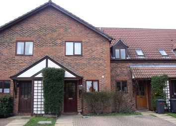 Thumbnail 2 bedroom terraced house to rent in Herndon Close, Egham