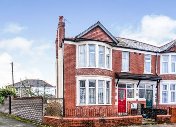 Thumbnail Semi-detached house for sale in Birchfield Crescent, Cardiff