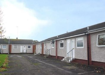 Thumbnail 1 bed bungalow for sale in Cleeves Road, Glasgow, Lanarkshire
