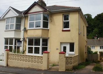 Thumbnail 1 bedroom flat to rent in Teignmouth Road, Torquay