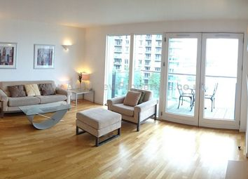 Thumbnail 2 bedroom flat to rent in 1 Fairmont Avenue, Canary Wharf, London
