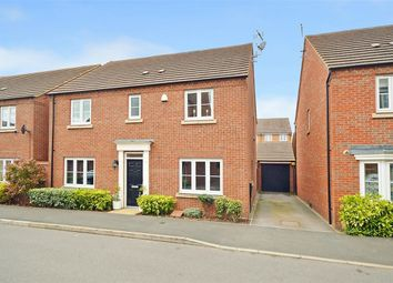 Thumbnail 4 bed detached house for sale in Oulton Road, Caldecott Manor, Rugby, Warwickshire
