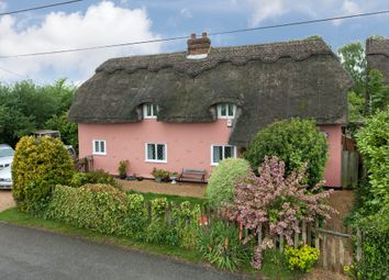 Thumbnail 3 bedroom cottage for sale in Church Lane, Castle Camps, Cambridge
