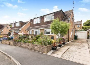 Thumbnail 3 bed semi-detached bungalow for sale in Wavertree Park Gardens, Low Moor, Bradford