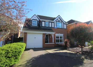 Thumbnail 4 bedroom detached house for sale in Gerard Close, Bradville, Milton Keynes