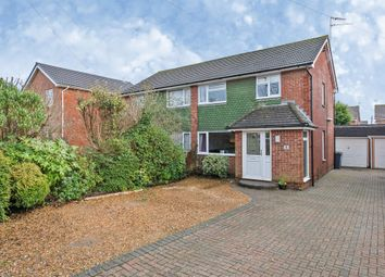 Thumbnail 4 bed semi-detached house for sale in Sutton Road, Cowplain, Waterlooville