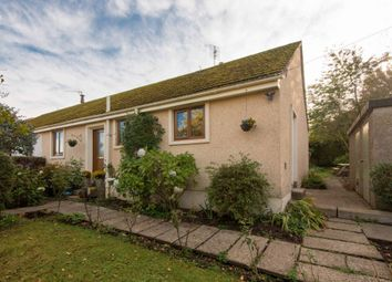 Thumbnail 3 bed semi-detached house for sale in 14 Roodwell Cottages, Stenton