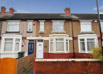 Thumbnail 2 bedroom terraced house for sale in Sullivan Road, Coventry