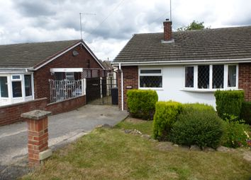 Thumbnail 2 bed bungalow for sale in Meadow Close, Duston, Northampton