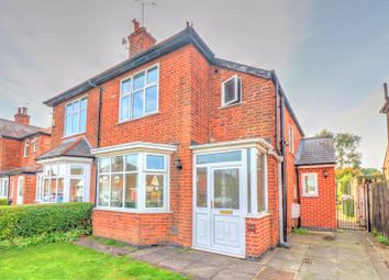 Thumbnail 3 bed semi-detached house for sale in Beechfield Avenue, Birstall, Leicester