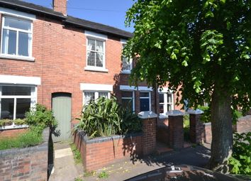 Thumbnail 2 bed terraced house for sale in Friarswood Road, Newcastle-Under-Lyme