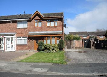 Thumbnail 3 bedroom semi-detached house for sale in Pinewood Avenue, Croxteth Park, Liverpool