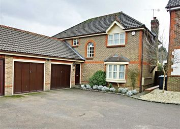 Thumbnail 4 bed detached house for sale in Regent Close, Kings Langley