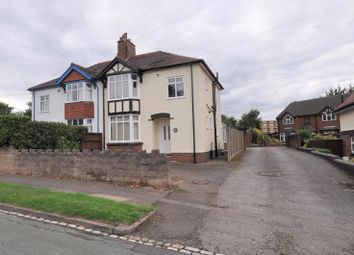 Thumbnail 4 bed semi-detached house for sale in Palmers Green, Hartshill, Stoke-On-Tremt