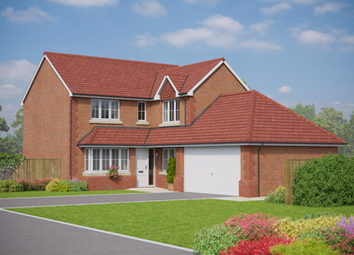 Thumbnail 4 bed detached house for sale in The Beaumaris, Middlewich Road, Sandbach, Cheshire