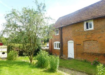 Thumbnail 2 bed semi-detached house for sale in London Road, Hartley Wintney, Hook