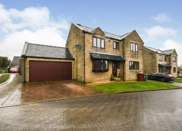Thumbnail 4 bed detached house for sale in Barley Mews, Dronfield Woodhouse, Dronfield