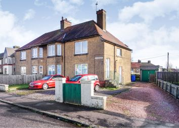 Thumbnail 2 bed flat for sale in Methilhaven Road, Leven