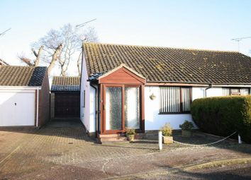 Thumbnail 2 bedroom semi-detached bungalow for sale in Eckersley Drive, Fakenham