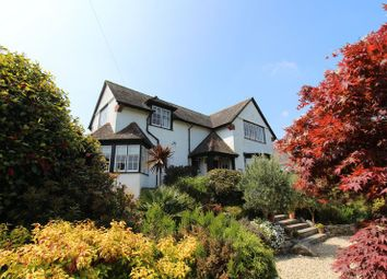 Thumbnail 3 bed detached house for sale in North Parade, Falmouth