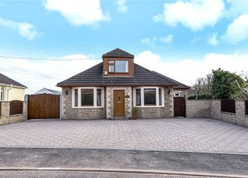 Thumbnail 3 bed detached bungalow for sale in Monger Lane, Midsomer Norton, Somerset