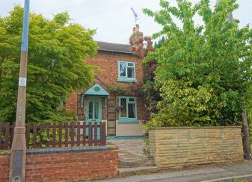 Thumbnail 4 bed cottage for sale in Willington Road, Etwall, Derby