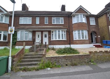Thumbnail 2 bedroom terraced house to rent in Gaze Hill Avenue, Sittingbourne