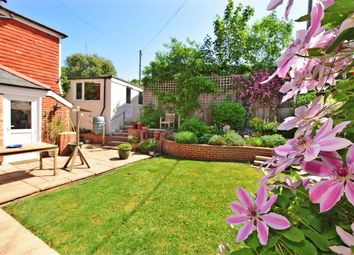 Thumbnail 4 bed semi-detached house for sale in Broadway, Totland Bay, Isle Of Wight