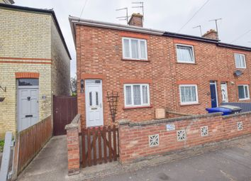 Thumbnail 2 bed end terrace house for sale in Croft Road, Newmarket