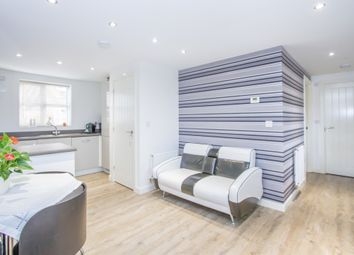 Thumbnail 1 bed flat for sale in Burton Way, Fleckney, Leicester