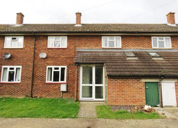 Thumbnail 3 bed terraced house to rent in Gloucester Road, Wyton, Huntingdon