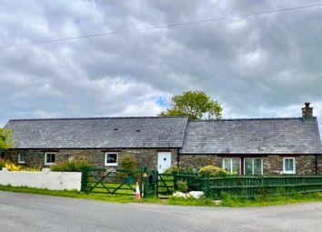 Thumbnail 3 bed cottage for sale in Pant Yr Hufen, Efailwen, Clunderwen, Efailwen