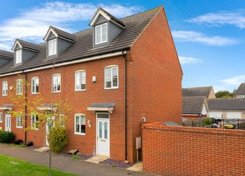 Thumbnail 3 bed town house for sale in The Pollards, Bourne